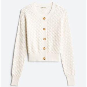 Cotton Emporium - Blaire Button Knit Cardigan